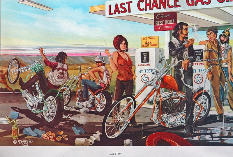 "Ed ""Big Daddy"" Roth  61867610"
