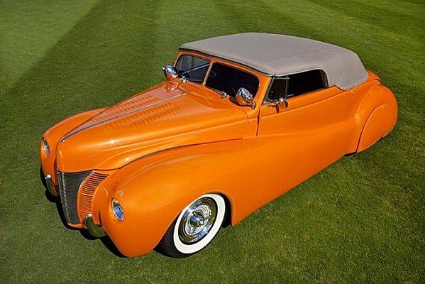 Ford & Mercury 1939 - 40 custom & mild custom - Page 2 66300910