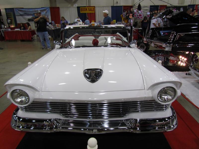 Ford 1957 & 1958 custom & mild custom  67820011