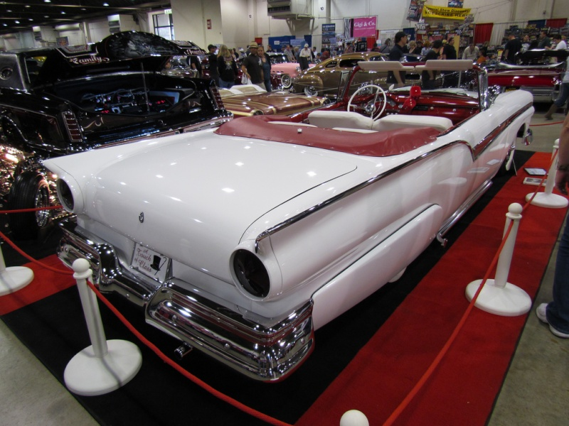 Ford 1957 & 1958 custom & mild custom  67820012