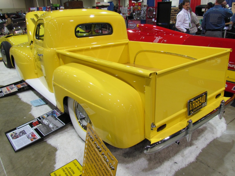 Ford¨Pick up 1948 - 1951 custom & mild custom 67861112