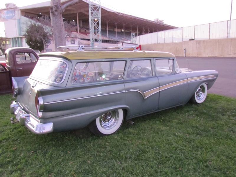 Ford 1957 & 1958 custom & mild custom  67948111