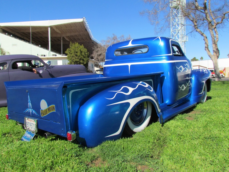 GMC Pick up 1948 - 54 custom & mild custom 67998611