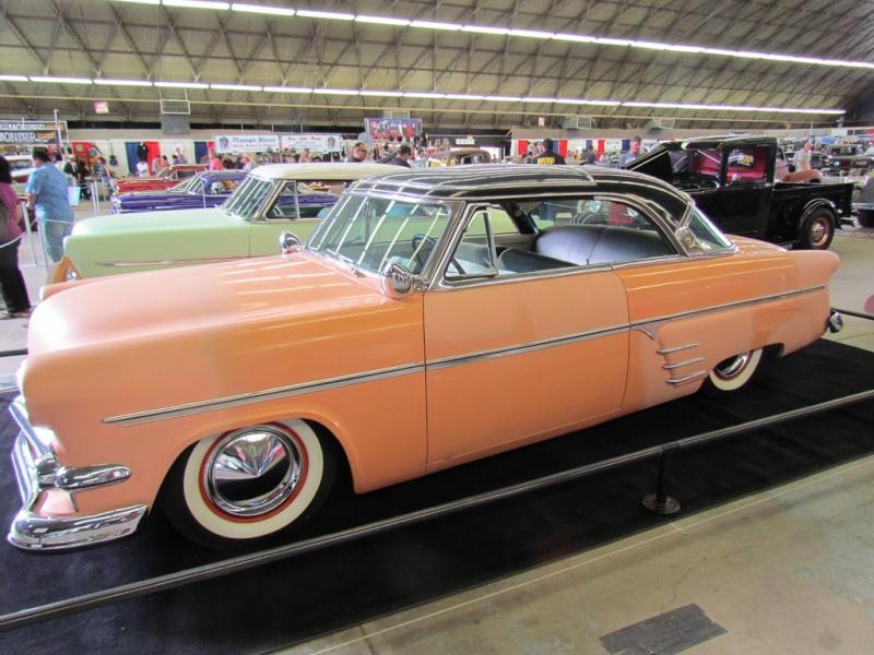 Ford 1952 - 1954 custom & mild custom 68066810