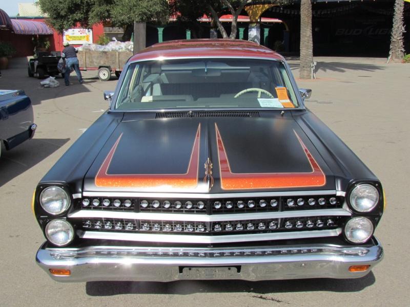 Ford & Mercury 1965- 67 custom & mild custom 68167210