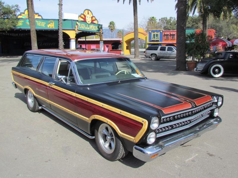 Ford & Mercury 1965- 67 custom & mild custom 68167311