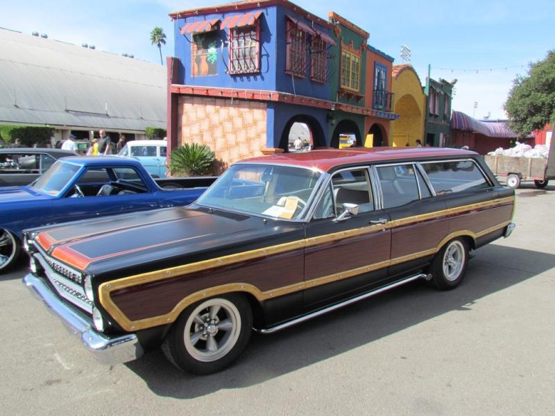 Ford & Mercury 1965- 67 custom & mild custom 68167314