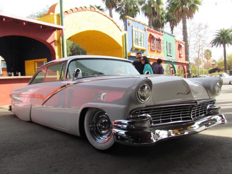 Ford 1955 - 1956 custom & mild custom 68167610