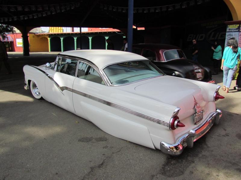 Ford 1955 - 1956 custom & mild custom 68167612
