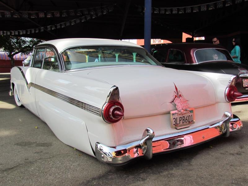 Ford 1955 - 1956 custom & mild custom 68167614