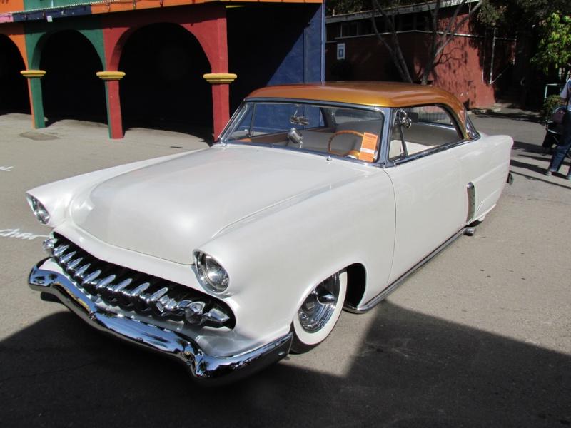 Ford 1952 - 1954 custom & mild custom 68168718