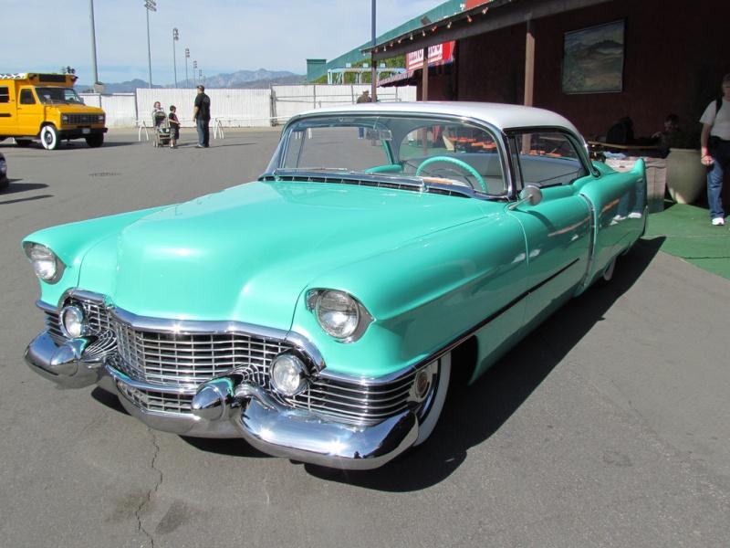 Cadillac 1954 -  1956 custom & mild custom 68173010