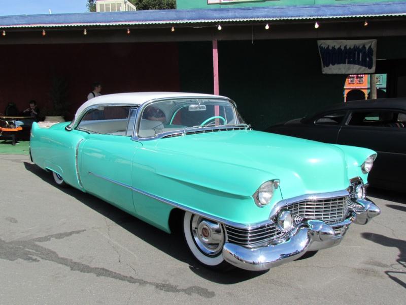 Cadillac 1954 -  1956 custom & mild custom 68173012