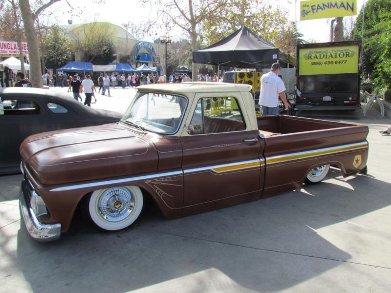 Chevy Pick up 1960- 1966 custom & mild custom 68177610