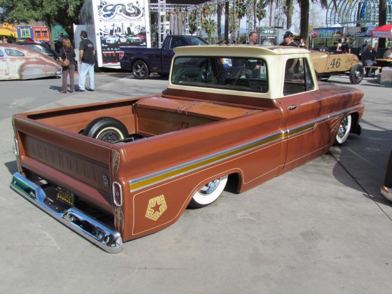Chevy Pick up 1960- 1966 custom & mild custom 68177711