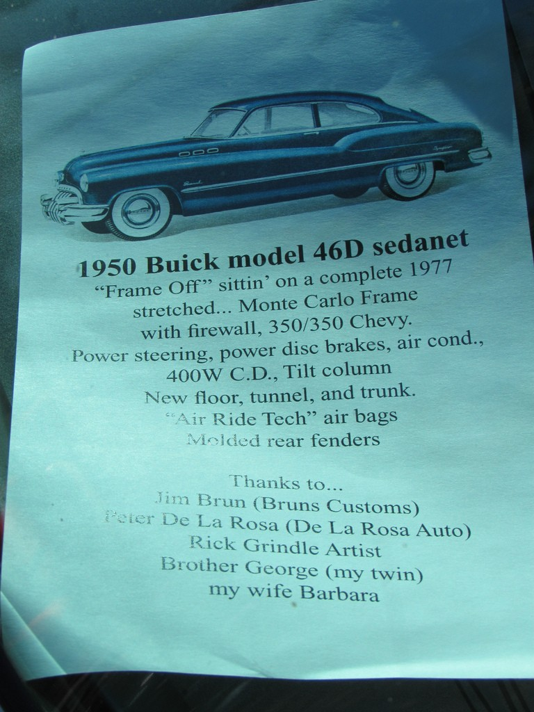 Buick 1950 -  1954 custom and mild custom galerie - Page 2 68191417