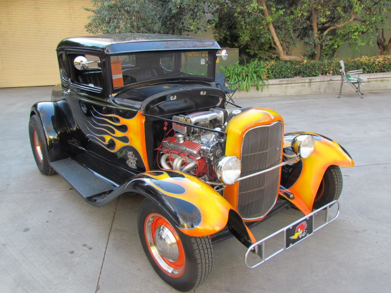 1930 Ford hot rod 68207710