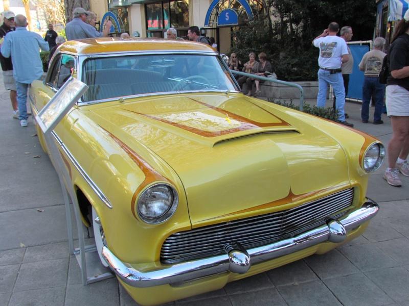 Mercury 1952 - 54 custom & mild custom 68208314