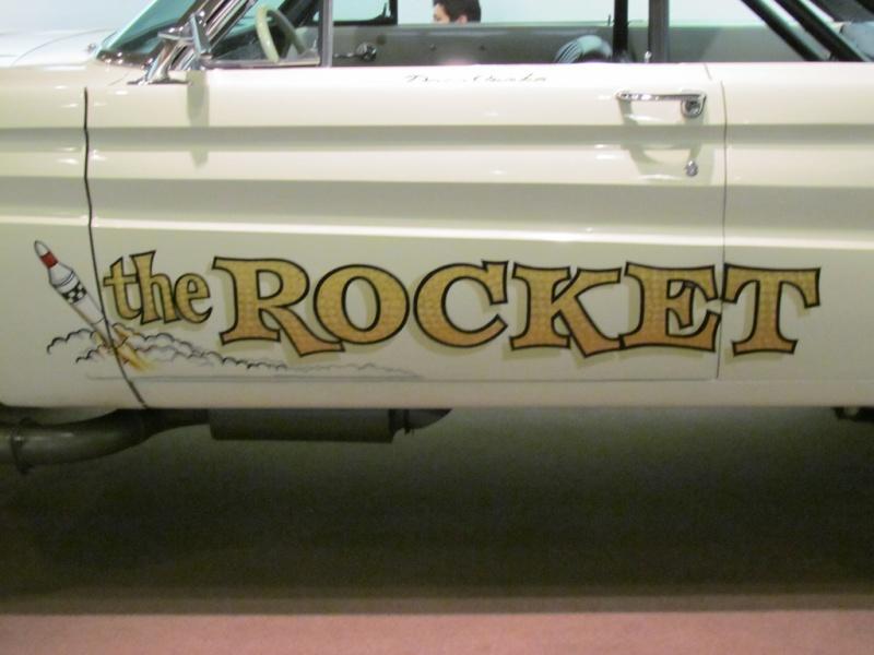 1960's Ford & Mercury gasser 68232411