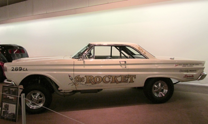 1960's Ford & Mercury gasser 68232412