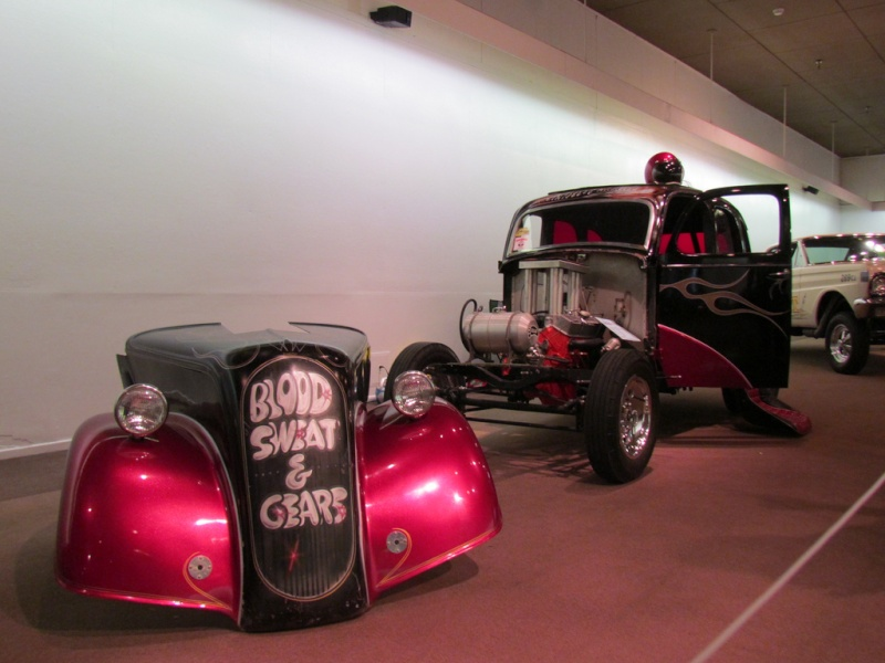 30's & 40's Ford gasser 68232810