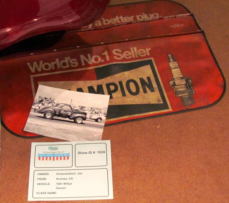 Willys 1940- 41 gasser 68235311