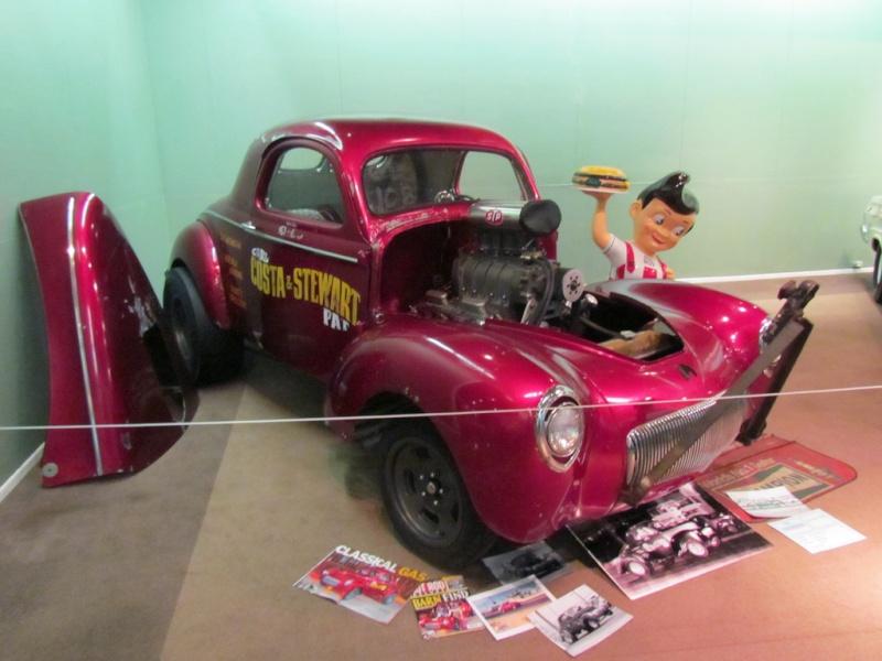 Willys 1940- 41 gasser 68235313