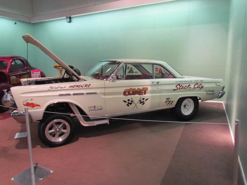 1960's Ford & Mercury gasser 68236411