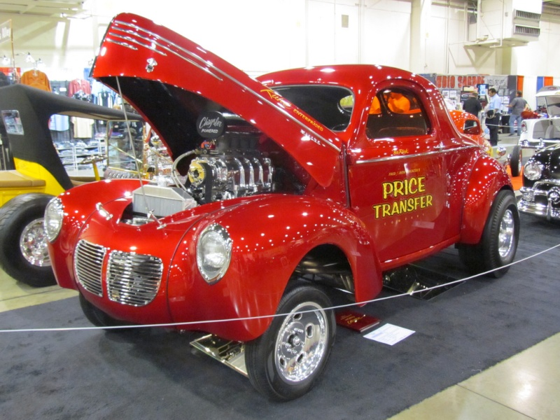 Willys 1940- 41 gasser 68248010