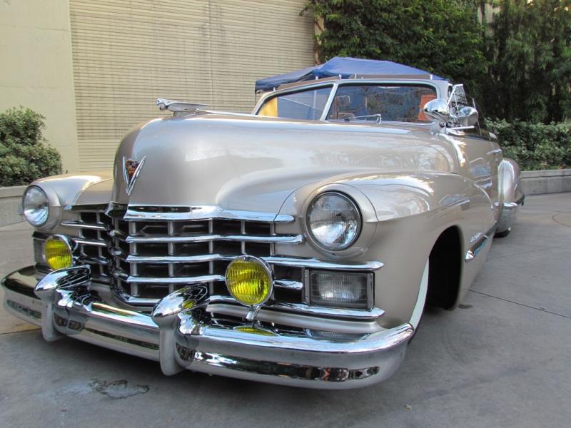 Cadillac 1941 - 47 custom & mild custom 68298010
