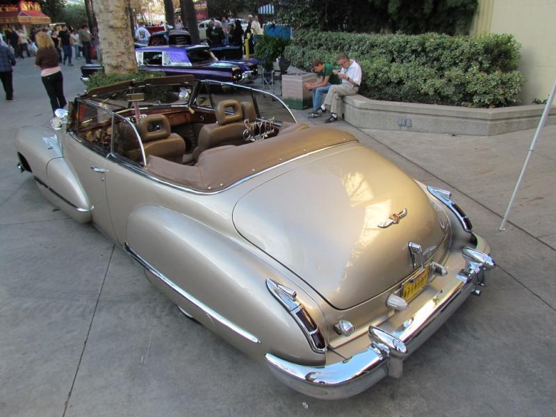 Cadillac 1941 - 47 custom & mild custom 68298011