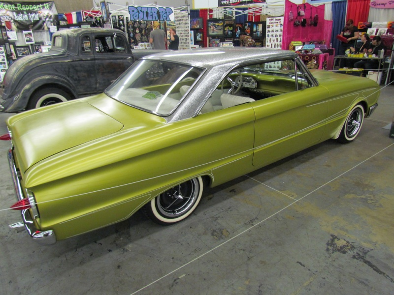ford 1961 1964 custom and mild custom 1955 Ford Kustom we don t care the people says rock n roll is here to stay danny the juniors 1958