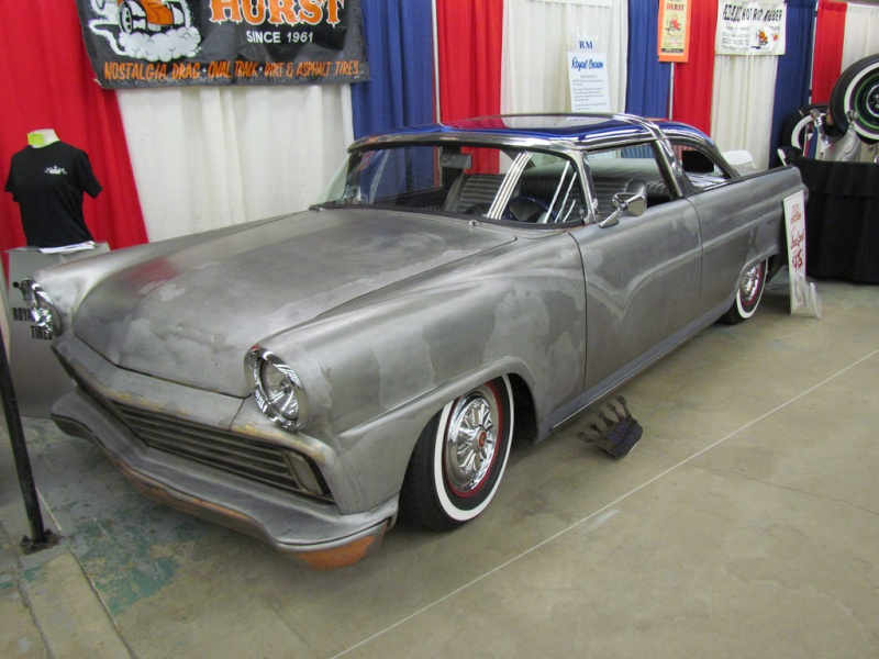 Ford 1955 - 1956 custom & mild custom 68412410