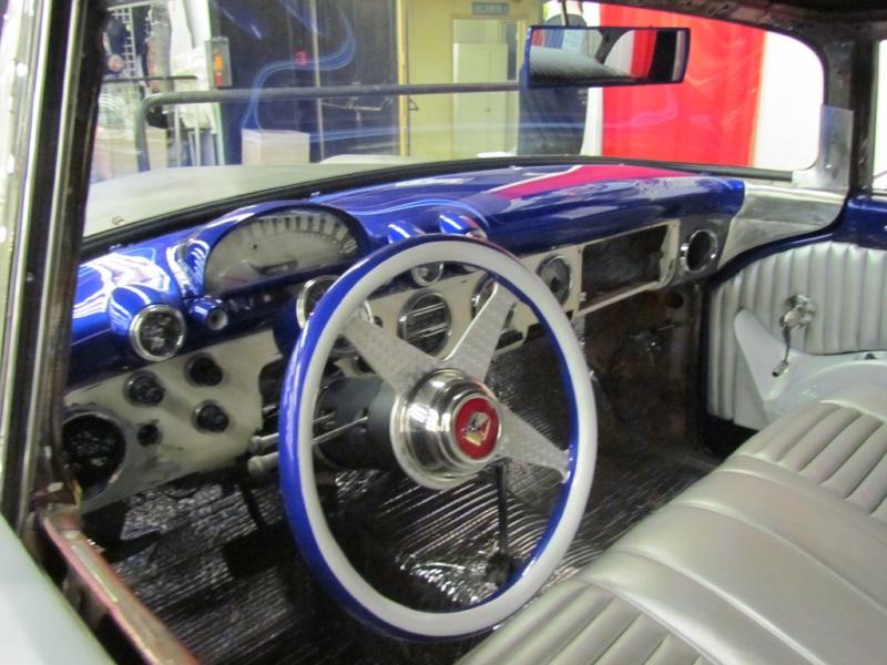 Ford 1955 - 1956 custom & mild custom 68412412