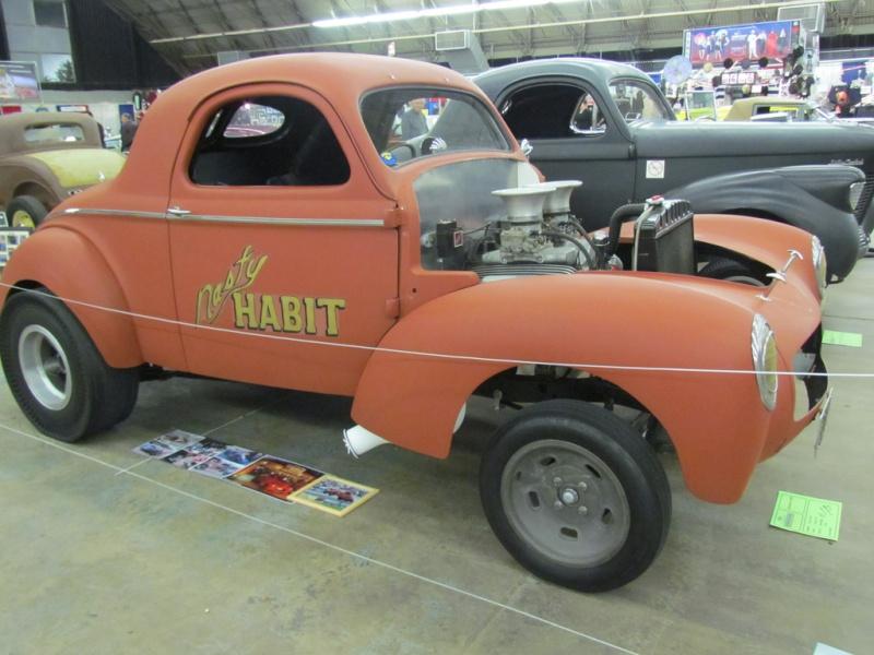Willys 1940- 41 gasser 68419311