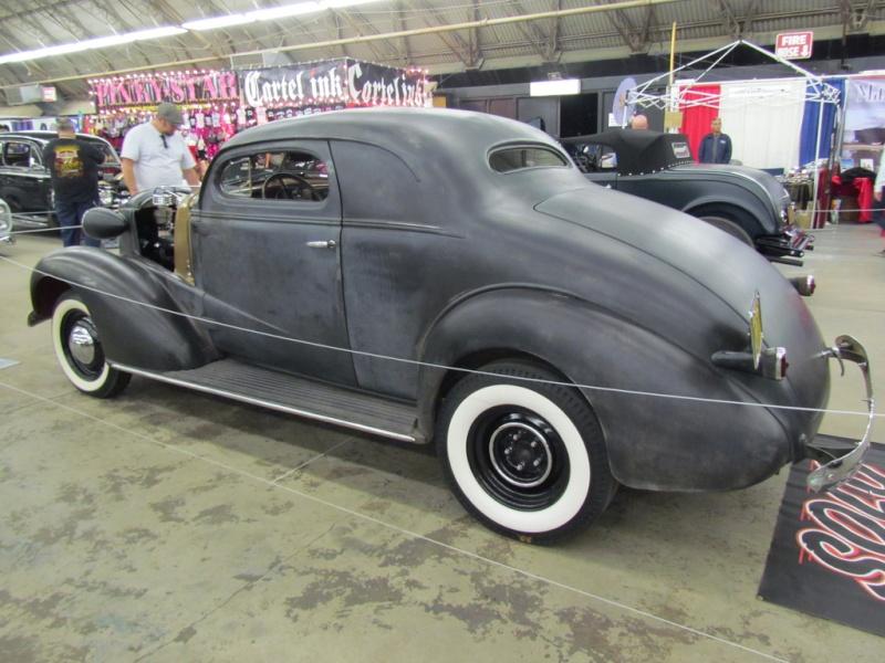 Chevrolet 1936 - 39 custom & mild custom 68420114