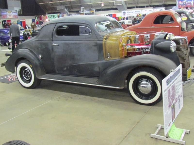 Chevrolet 1936 - 39 custom & mild custom 68420116
