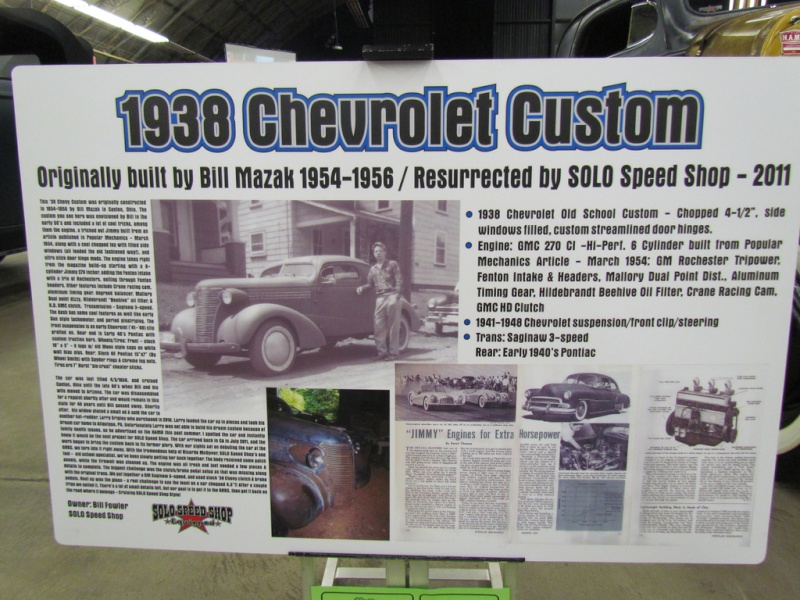 Chevrolet 1936 - 39 custom & mild custom 68420210