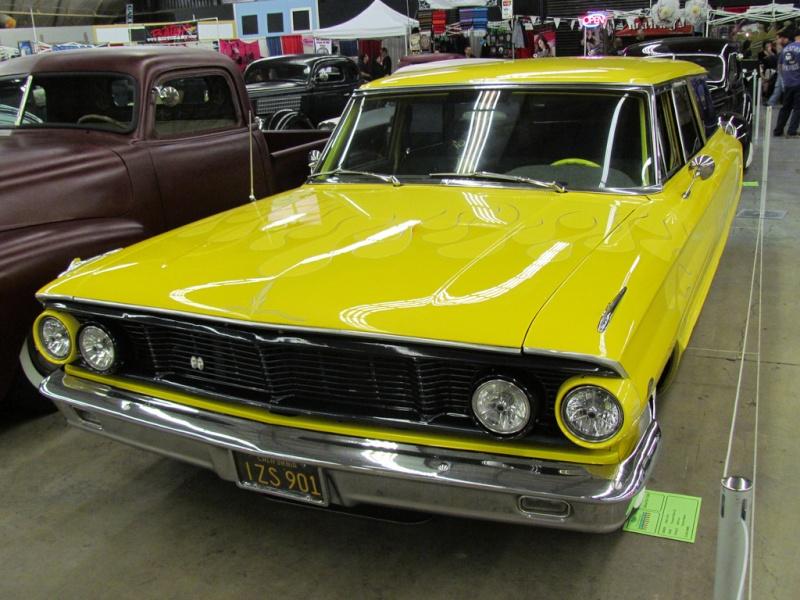 Ford 1961 - 1964 custom and mild custom 68420510
