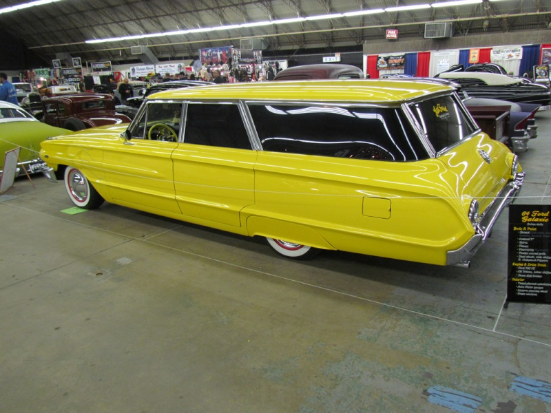 Ford 1961 - 1964 custom and mild custom 68420511