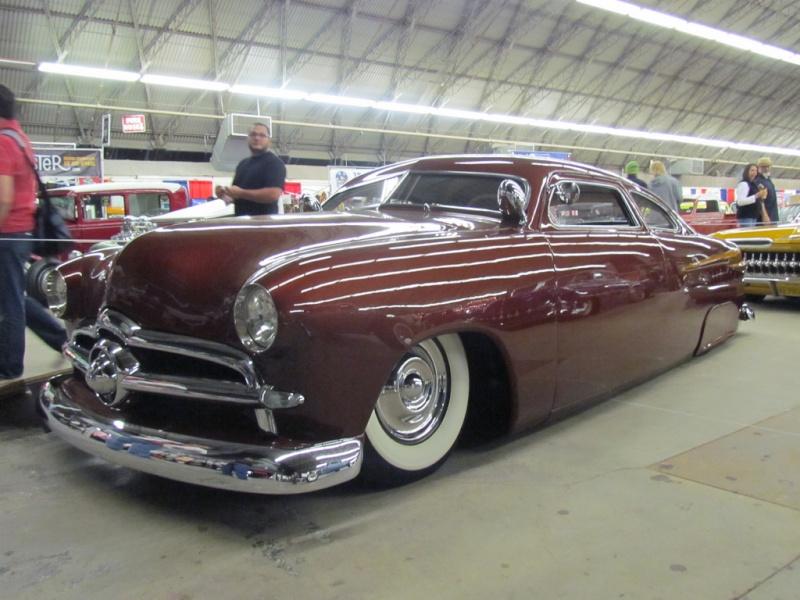 Ford 1949 - 50 - 51 (shoebox) custom & mild custom galerie - Page 4 68438711