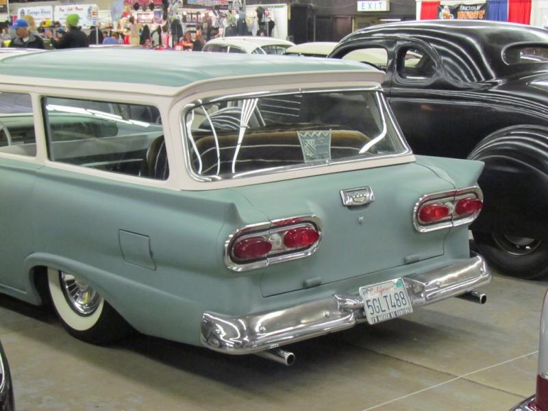 Ford 1957 & 1958 custom & mild custom  68442511