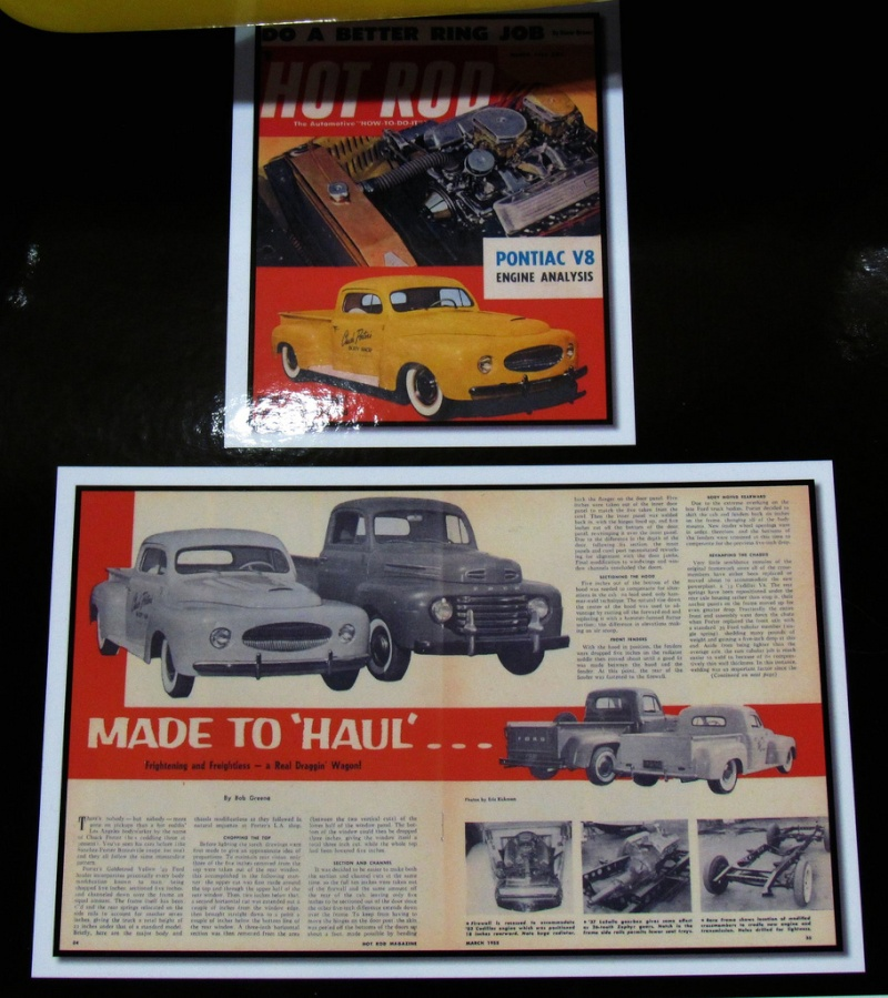 Ford¨Pick up 1948 - 1951 custom & mild custom 69322210