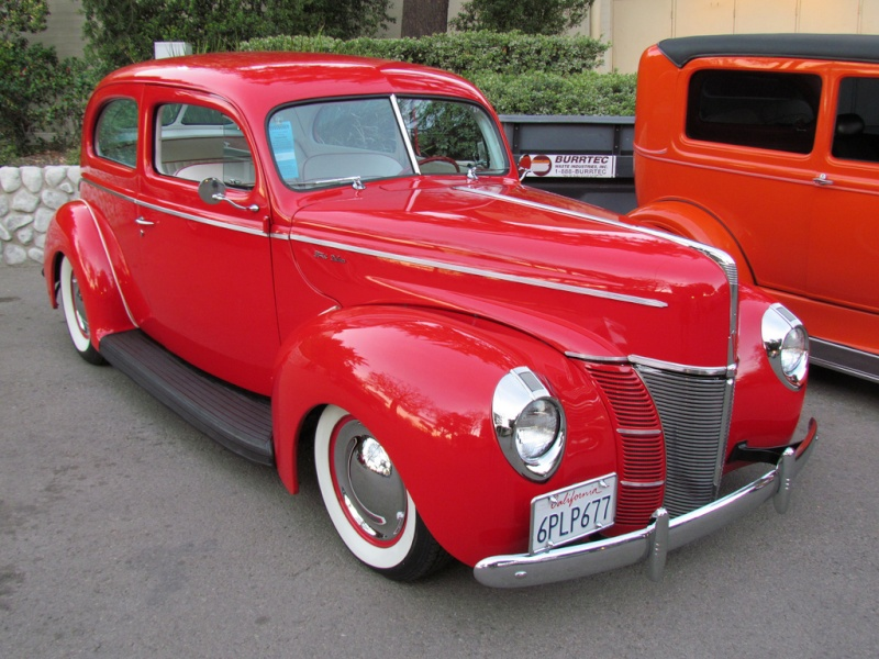 Ford & Mercury 1939 - 40 custom & mild custom 69370911