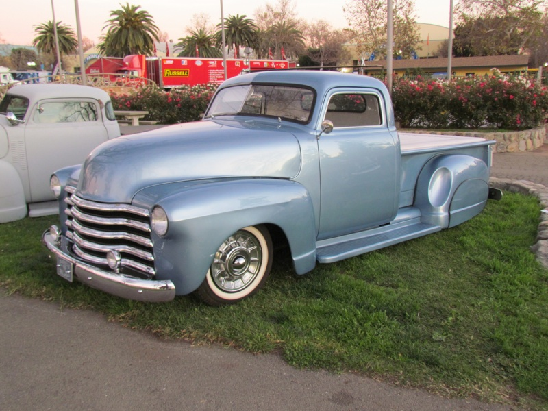 Chevy Pick up 1947 - 1954 custom & mild custom - Page 2 69382012