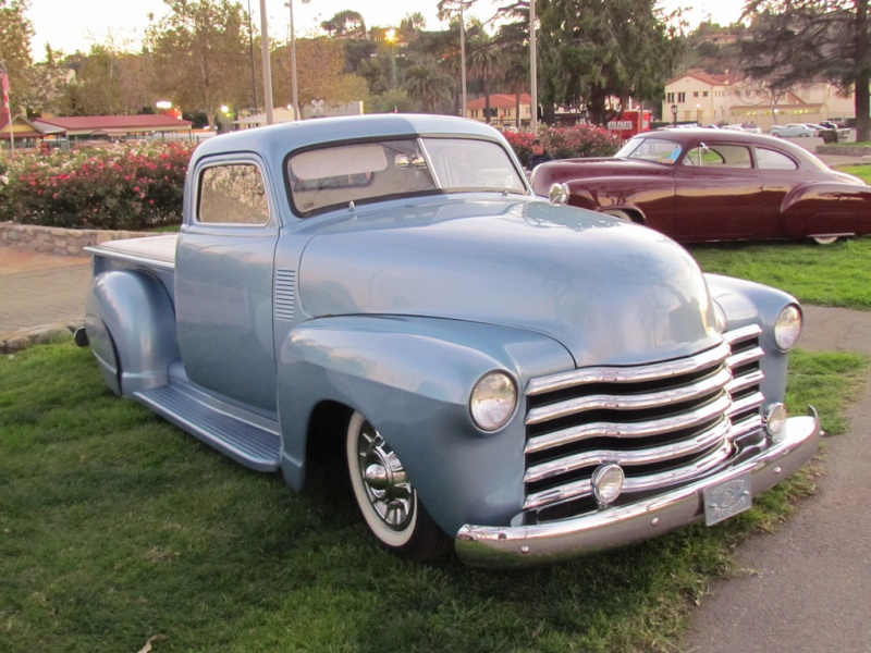 Chevy Pick up 1947 - 1954 custom & mild custom - Page 2 69382014