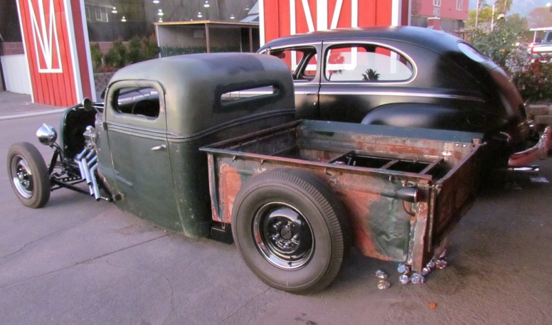 Ford 1935 - 38 hot rod 69409411