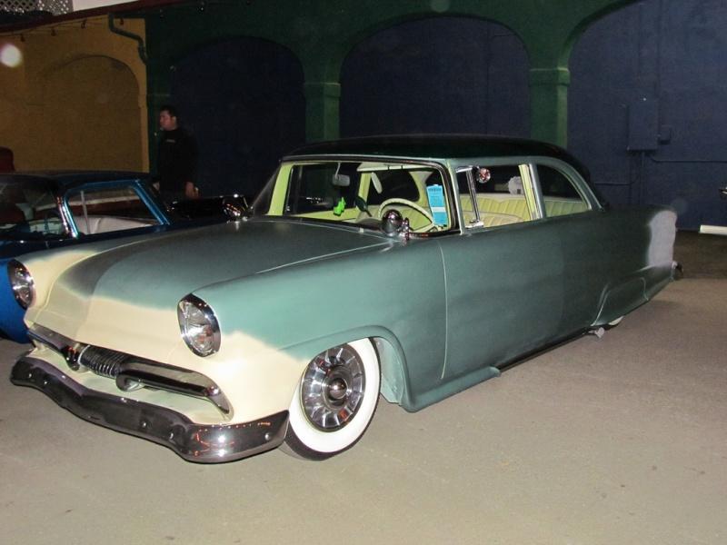 Ford 1955 - 1956 custom & mild custom 69437010