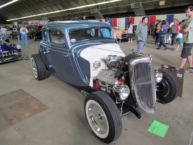 1933 - 34 Ford Hot Rod 69528010