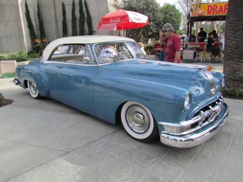 Pontiac 1949 - 54 custom & mild custom 69604810